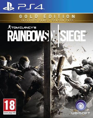Gra Tom Clancy's Rainbow Six Siege-Gold Edition