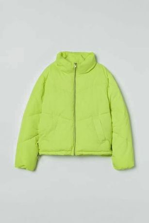 Курточка puffer h&m