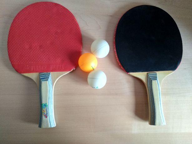 Набор для игры в пинг-понг (настольный теннис)