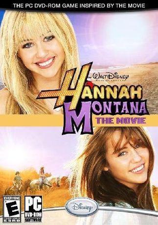 Hannah Montana: O Filme Jogo PC