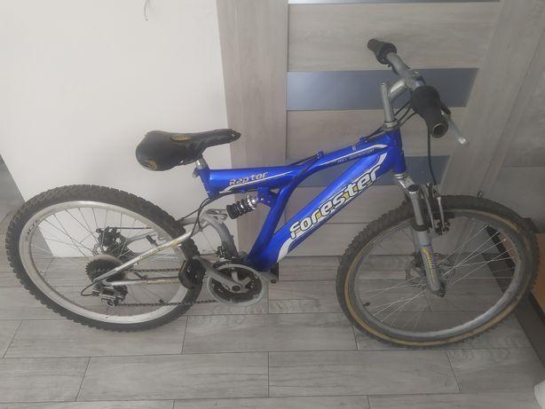 "Rower 24"" Raptor Forester sport bike"