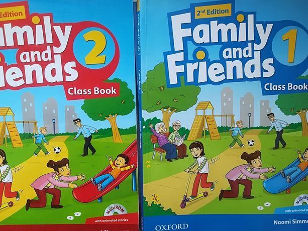 Учебник английского Family and Friends 3 класс