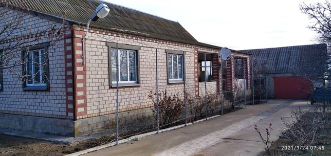 Продаю дом Березнеговатое(торг)