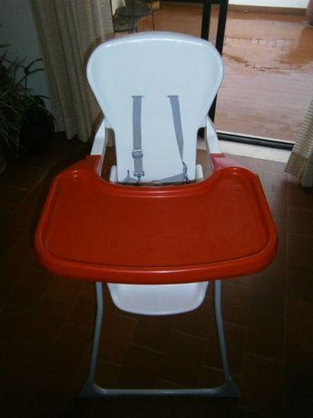 Cadeira papa + Oferta baloiço actividades
