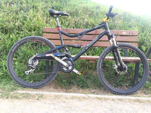 Rower mtb full spension dartmoor rockrider rr6 six 3 Xl rama ns bikes