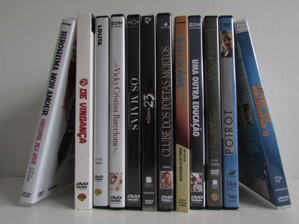 DVD vários