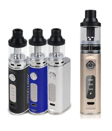 Электронная сигарета A11 60W вейп кальян vape box mod smok v8  justS2