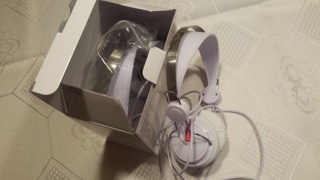 nowe słuchawki