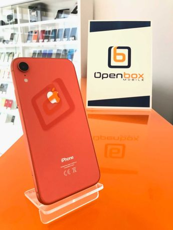 iPhone Xr 64GB Coral B - Garantia 12 meses