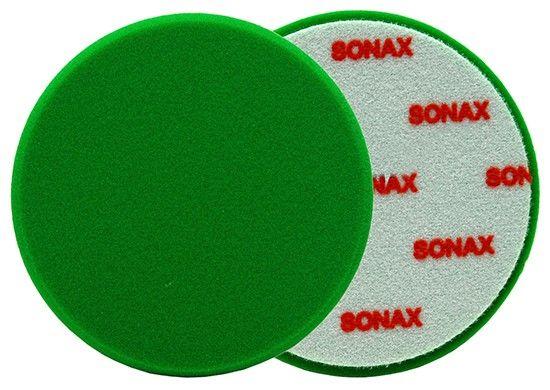 Sonax Gąbka Polerska DA Zielona Polish/Finish 160mm