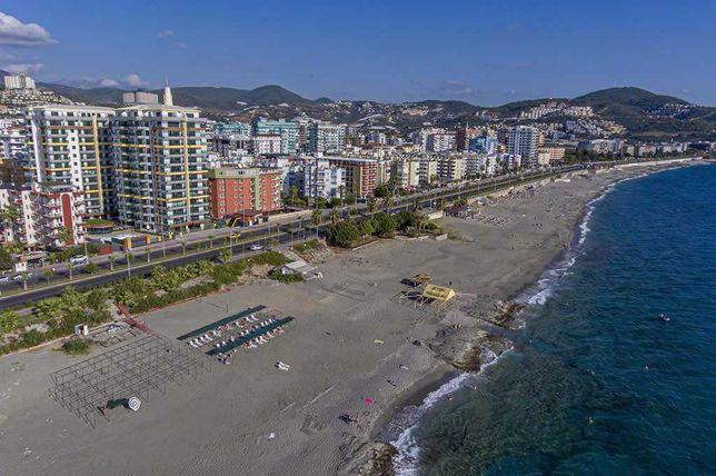 Квартиры в Алании, район Махмутлар (Турция), 50м от моря!
