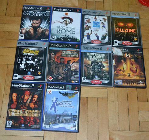 10 gier na PlayStation 2 PS2