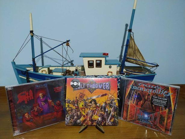 CDs de Metal   Bolt Thrower + Dark Tranquillity + Death