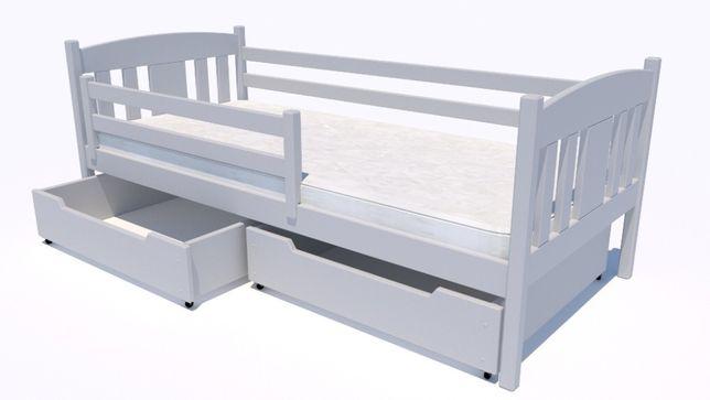 Drewniane łóżeczko dla dziecka Oliwia Premium. Wysyłka 7 dni