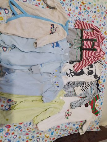 Одежда для малыша по 25 грн.