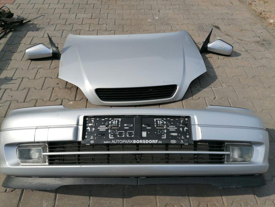 Maska przód ,maska ,lusterka Z147 Astra II G Leszno - image 1