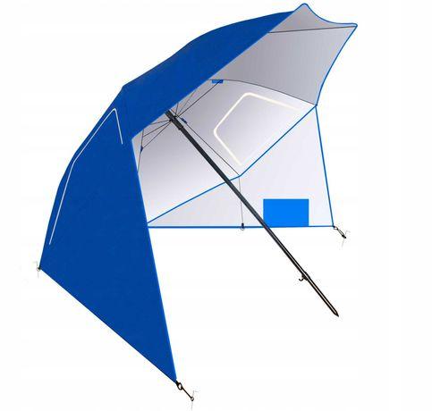 Parasol Plażowy Namiot Parawan Ogrodowy 260cm XXL