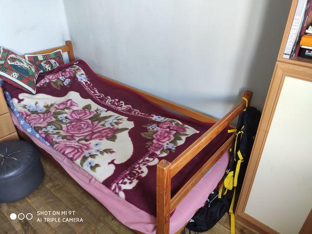Łóżko piętrowe 85x195
