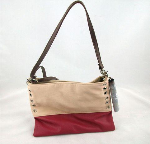 Damska torebka na ramię + gratis