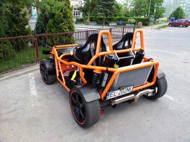Buggy 4x4 Subaru Impreza zarejestrowany