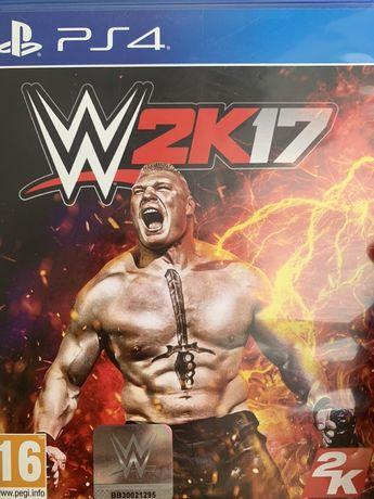 W2k17 gra PS4