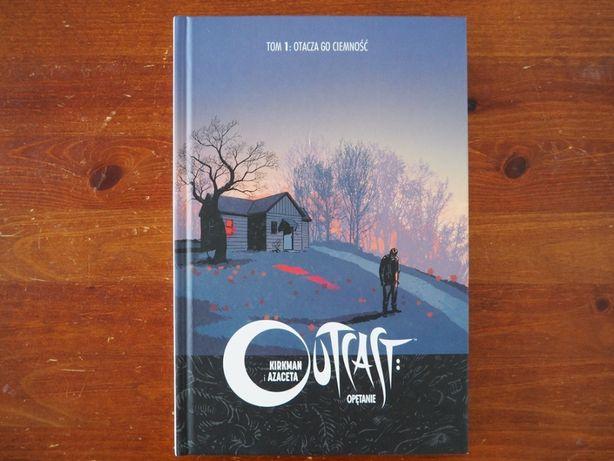 Outcast: Opętanie, tom 1