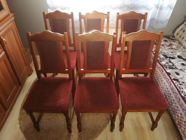 Krzesła do mieszkania