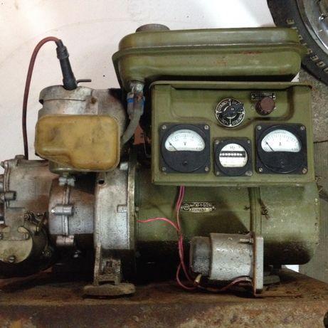 Электро генератор бензиновый 1.5-2.0 К.В. армейский Г А Б 1 .0. 230