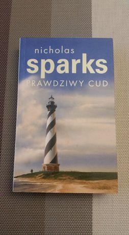 Nicholas Sparks książka PRAWDZIWY CUD