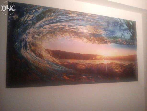 Papel de parede/tela