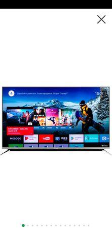 Продам телевизор Skyworth 43 g6 4k android tv