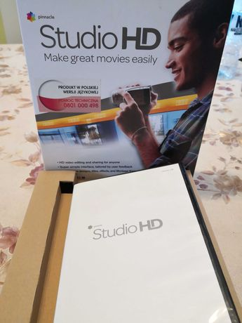 Pinnacle studio HD v14