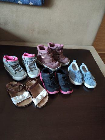 Обувь на девочку 22 р.HM.Carter's.Adidad.Nike.