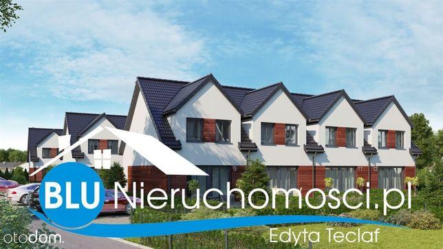 Nowe Rodzinne domy z ogrodem w cenie mieszkania