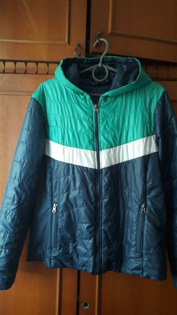 Куртка весна-осень 52 р(XL)