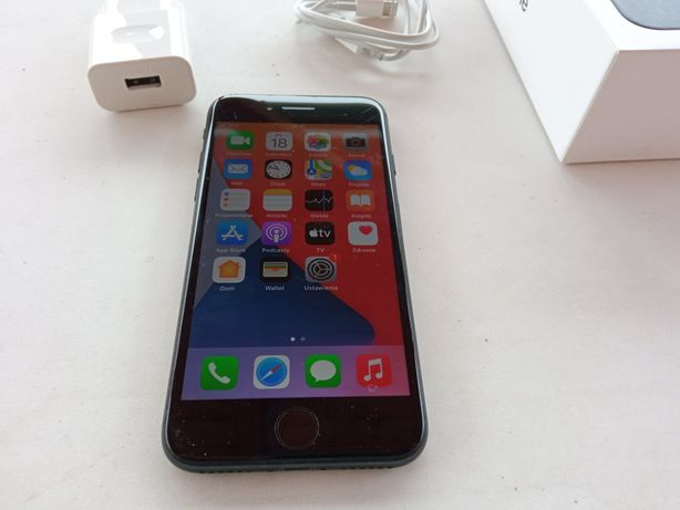 iPhone 7 stan dobry, 32GB, kondycja baterii 89%, oryginalny stan