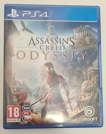 Asassin's Creed Odyssey PS4