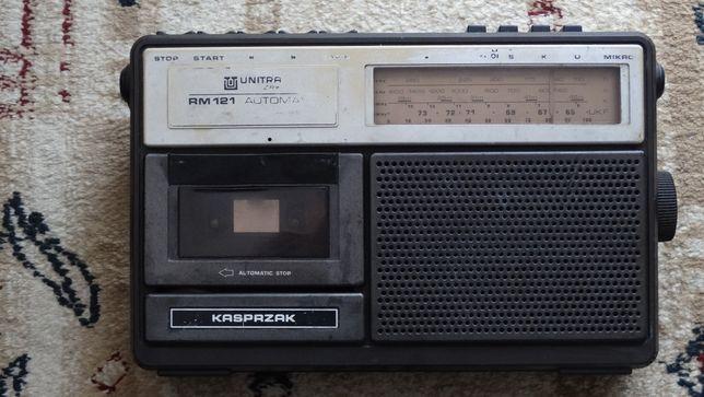Radio magnetofon Unitra Kasprzak RM 121