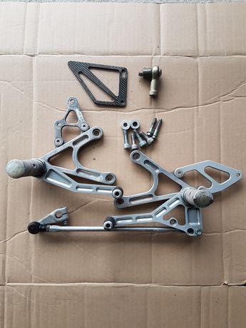 Sety wyczynowe Honda cbr 900rr sc33 tor ,sportowe podnóżki