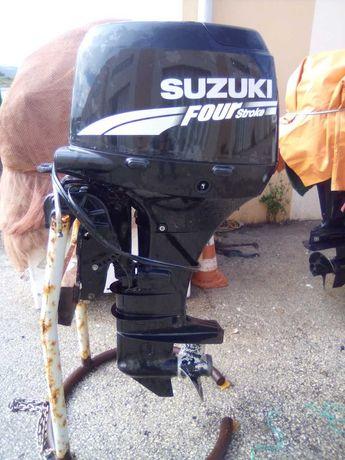 Motor Suzuki 50 HP 4 tempos