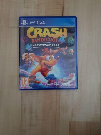 Crash bandicoot 4 Najwyższy czas ps4