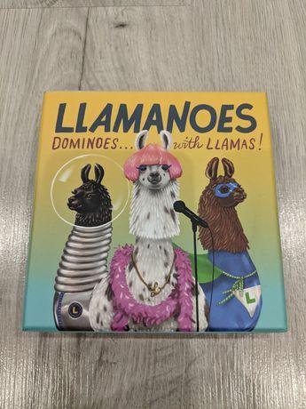 Игра в домино Llamanoes