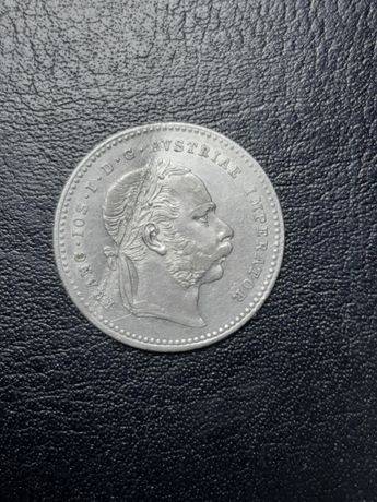 Продам  монету 20крейцеров 1870