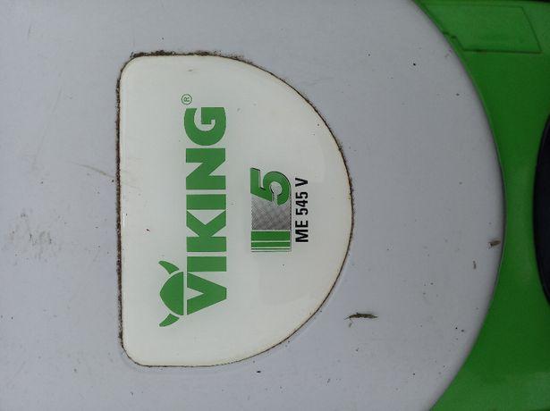 Sprzedam używana kosiarkę elektr. z napedem Viking