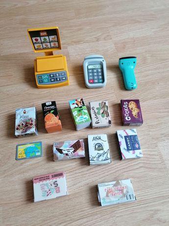 Zabawkowy sklep dla dziecka