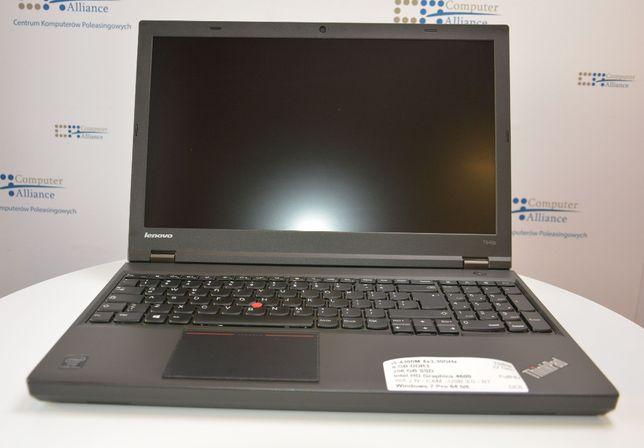 Lenovo T540p i7-4800MQ 8 GB ram 240 GB SSD Intel FHD