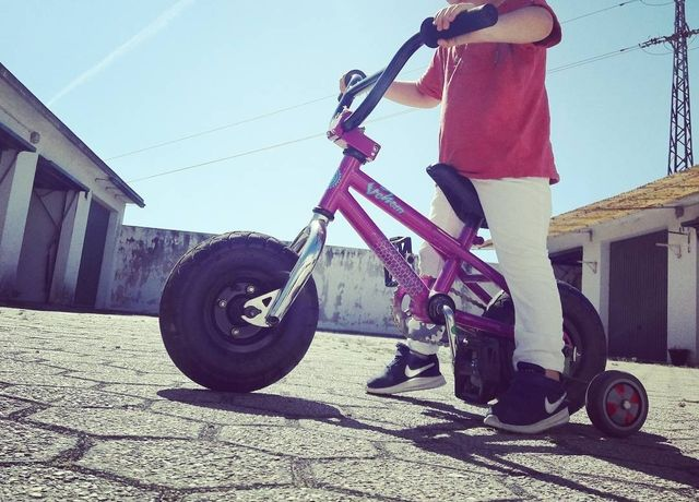 Mini BMX Venom bike