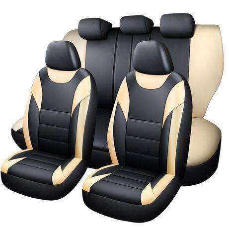 Новые чехлы на сиденья для авто