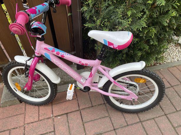 Rower dla dziewczynki/dziecięcy - 5lat (zestaw)