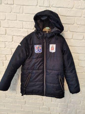 Куртка осень зима демісезонна 6-8 років